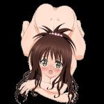 ToLoveる 結城 美柑ちゃんのコラ素材につかえる厳選エロ画像 その3
