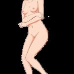【自作エロコラ】キュアロゼッタこと四葉ありすちゃんの顔素材とエロコラ