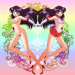 【美少女戦士セーラームーン】セーラーマーズこと火野レイ(ひのれい)のエロ画像 その2