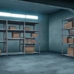 【背景素材】【倉庫】エロコラ作成に使える倉庫・地下室・牢屋の背景画像