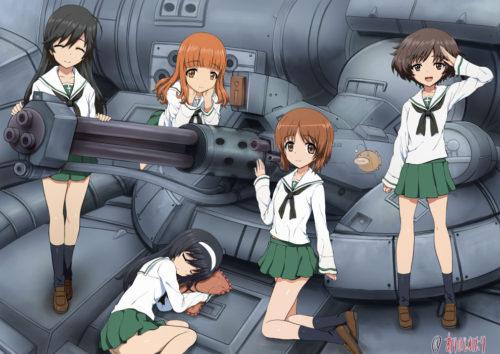 Girls und Panzer022
