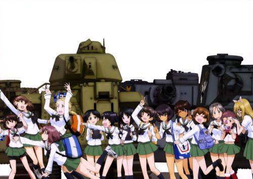 Girls und Panzer030