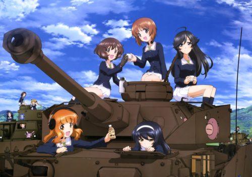 Girls und Panzer047