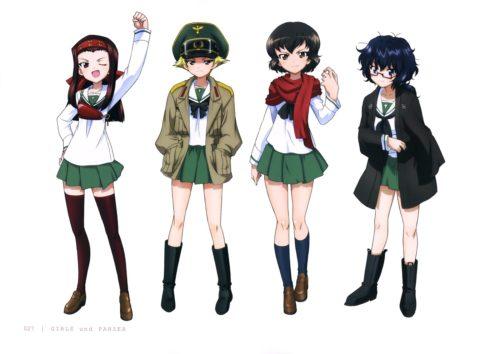 Girls und Panzer1097
