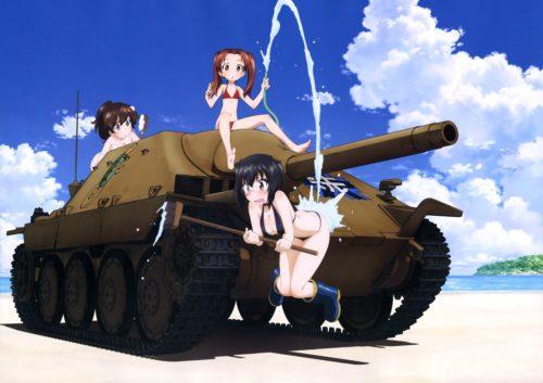 Girls und Panzer1118