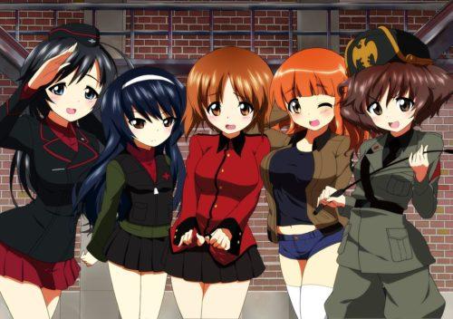 Girls und Panzer5054