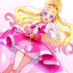 【Go!プリンセスプリキュア】キュアフローラこと春野はるかちゃんのエロ画像