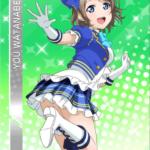 【ラブライブ!サンシャイン!!】渡辺曜ちゃんのUR・SSR・SR・Rなどのカード風画像