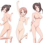 【剥ぎコラ】アニメ公式絵などの剥ぎコラ画像を大量投下 その155