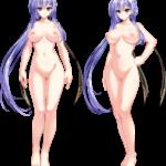 【裸の立ち絵】立ち絵のPNG背景透過素材ばかりを集めてみた 第112弾