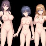【裸の立ち絵】立ち絵のPNG背景透過素材ばかりを集めてみた 第131弾