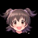 【アニメキャラのエロコラ顔素材 】その45 【アイドルマスター特集 その2】