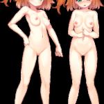 【裸の立ち絵】立ち絵のPNG背景透過素材ばかりを集めてみた 第172弾目