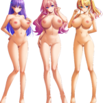 【裸の立ち絵】立ち絵のPNG背景透過素材ばかりを集めてみた 第205弾目